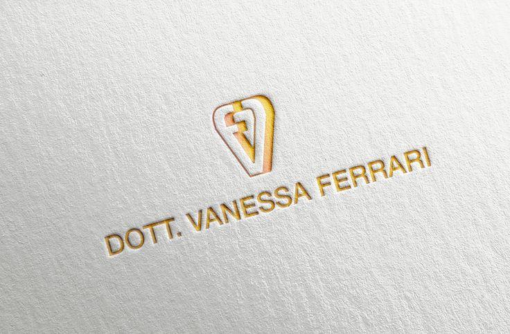 Logo design / Dott. Vanessa Ferrari