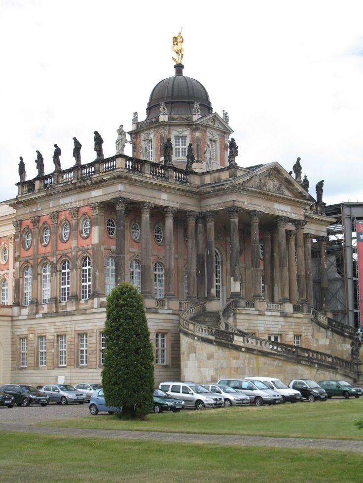 Llegando a la #Universidad #Universität #Potsdam #Alemania #Germany #Deutschland