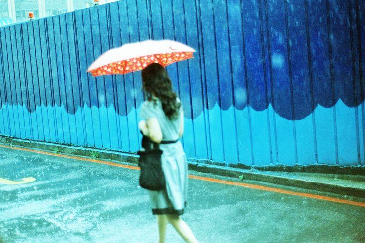 行在雨中 | by Hsien hui Tsai