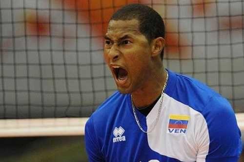 Murió de un infarto Kervin Piñerúa capitán de la selección nacional de voleibol