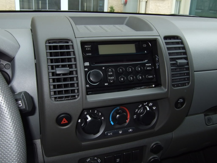 How To Stereo Install Second Generation Nissan Xterra