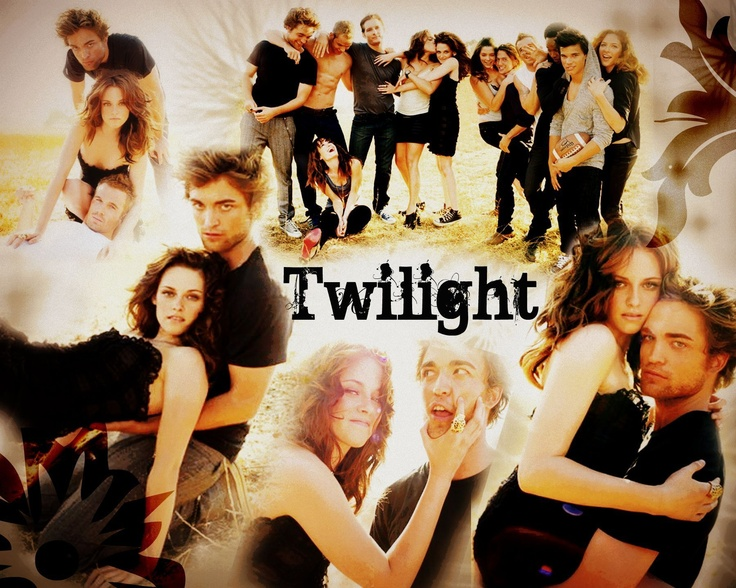 Cast members of twilight eclipse book