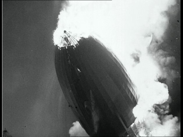 British inventor 'solves' mystery of Hindenburg airship disaster