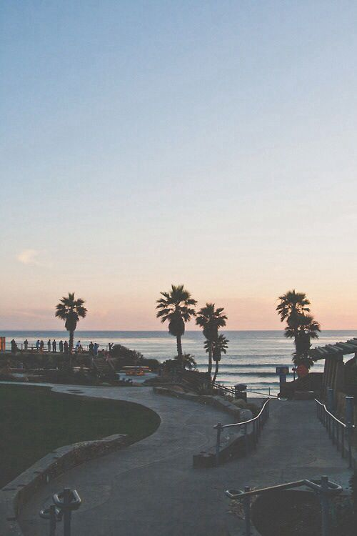 The beach is calling my name