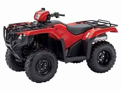 New 2017 Honda FourTrax Foreman 4x4 ES EPS ATVs For Sale in South Carolina. Some jobs, it doesn't matter if the work gets done today or tomorrow. Or if it's raining or cold or blazing hot outside. Others, need to get done now, and done right the first time. Especially if you have people counting on you, or your paycheck riding on the line. That's when you need the best tools—and the best help—that you can find. That's when you need a Honda FourTrax Foreman.