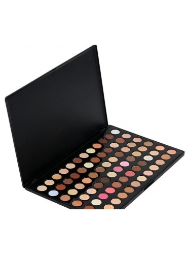 Pro 72 Color Neutral Nudes Eyeshadow Palette Eye Shadow (20% OFF │ $13.93)