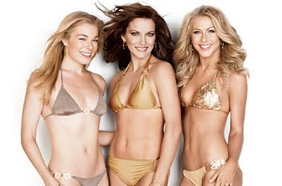 Martina mcbride julianne hough amp leann rimes swimsuits