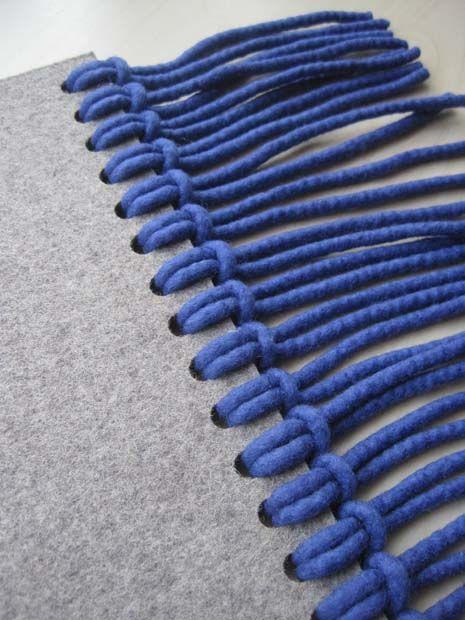 Felt Affairs von JAB Teppiche Hier einige Impressionen des exklusiven Designteppichs aus dem Hause JAB Anstoetz.
