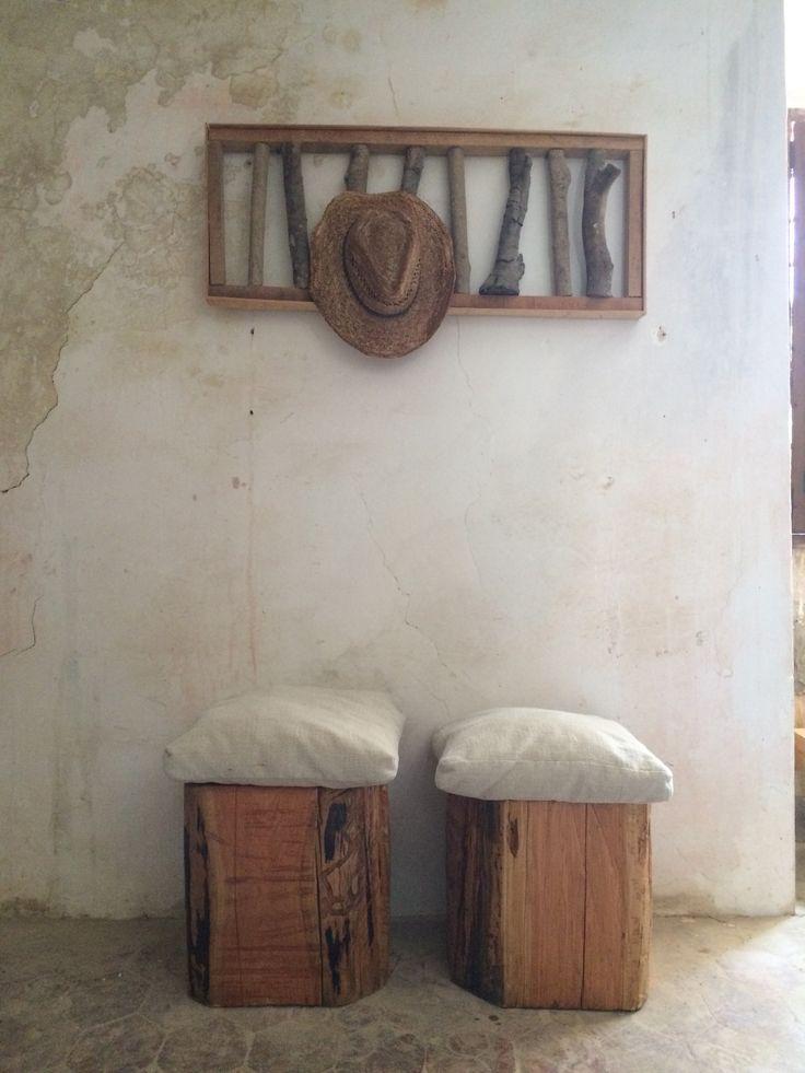 Recibidor de casa rural en Mallorca #casa#rural#mallorca