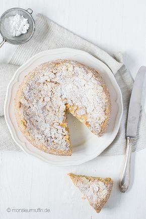 Mallorquinischer Mandelkuchen nach altem Familienrezept echtes Mallorquinisches Rezept ohne Mehl und Butter glutenfreier Kuchen