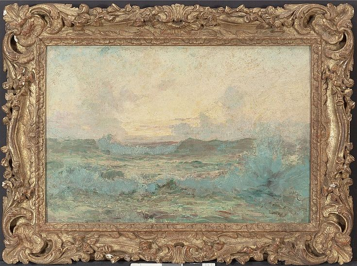 HOWARD RUSSELL BUTLER (American, 1856-1934) Restle - by Heritage Auctions