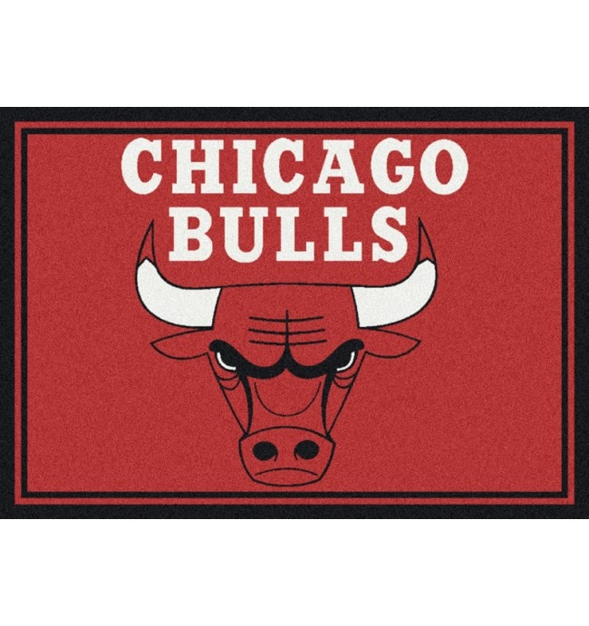 NBA Chicago Bulls Team Spirit Rug... This Website Has All Kinds Of  Professional
