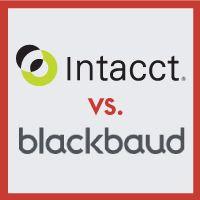 Intacct vs. Blackbaud