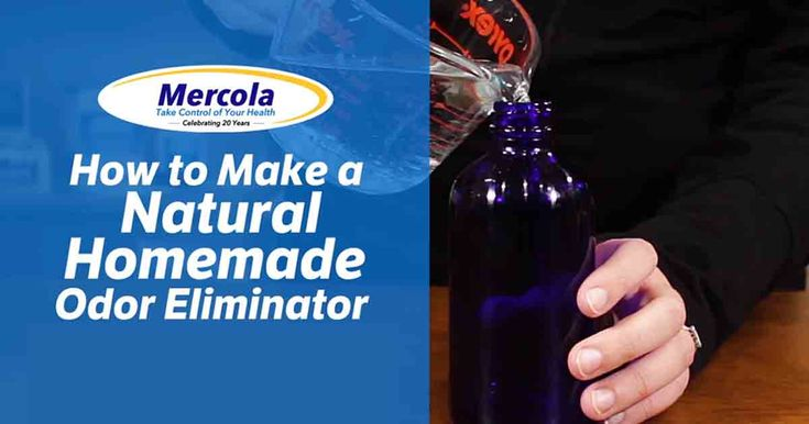 Try this simple recipe for a completely natural, homemade odor eliminator. https://articles.mercola.com/sites/articles/archive/2017/12/18/how-to-make-natural-odor-eliminator.aspx