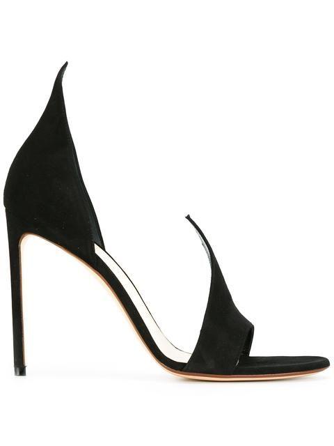 FRANCESCO RUSSO stiletto sandals. #francescorusso #shoes #sandals