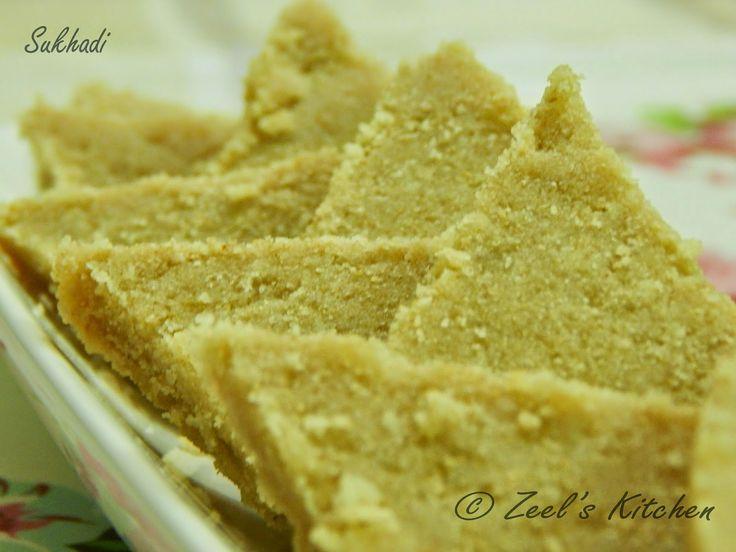 Sukhadi ( Golpapadi ) - Zeel's Kitchen