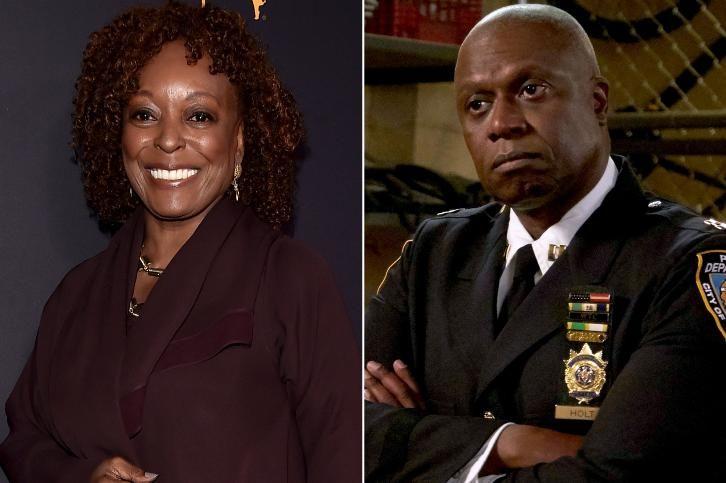 Brooklyn Nine-Nine - Season 4 - L. Scott Caldwell Cast as Holt's Mother