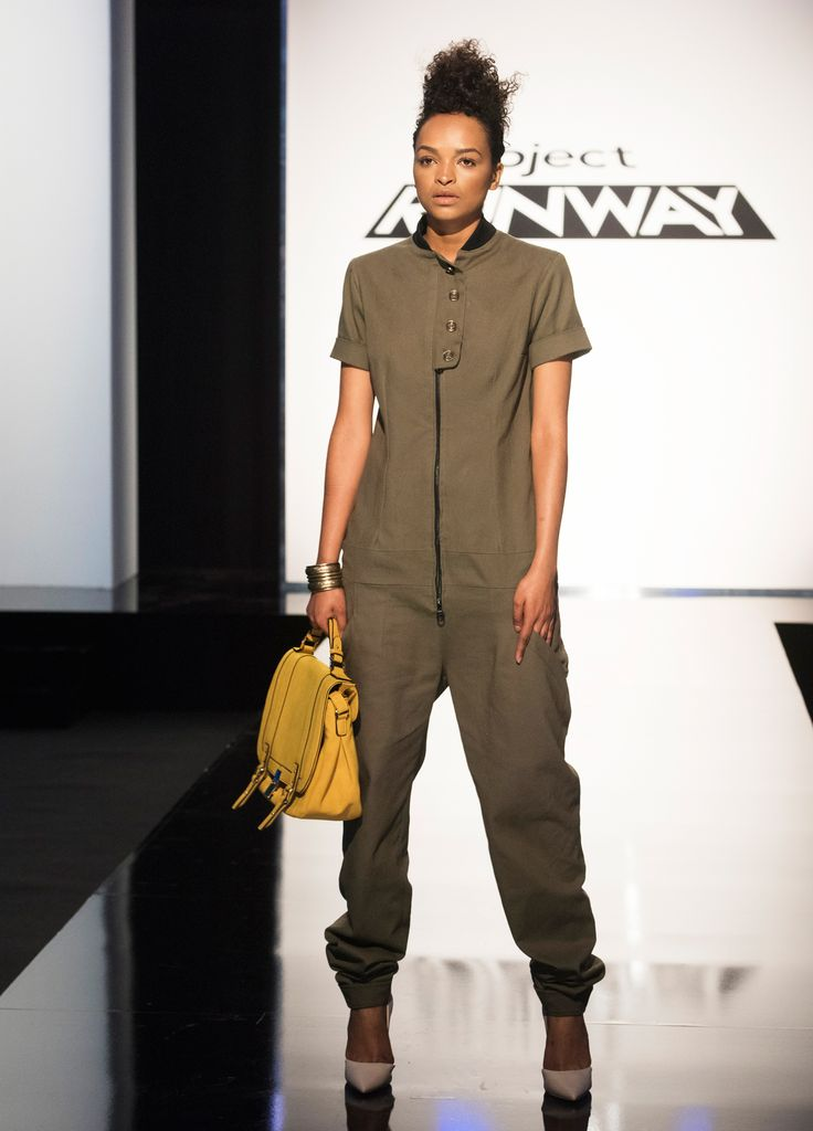 This Project Runway Contestant Designed a Universally Flattering Jumpsuit, and Here's How You Can Buy It from InStyle.com