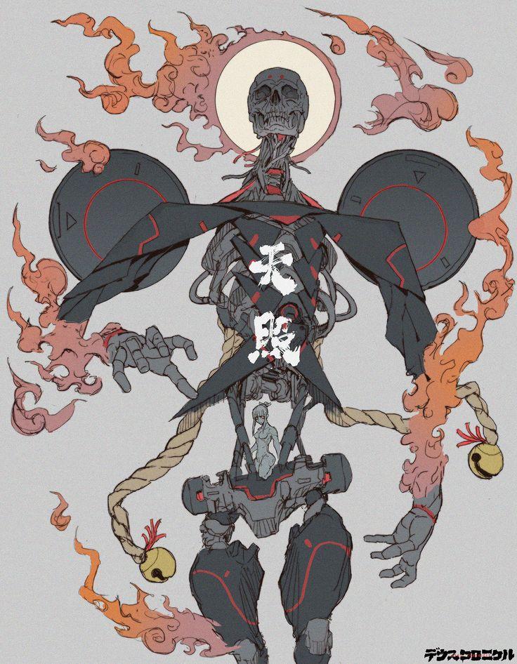 Deus Chronicle 2, Ching Yeh on ArtStation at https://www.artstation.com/artwork/wY9Kg