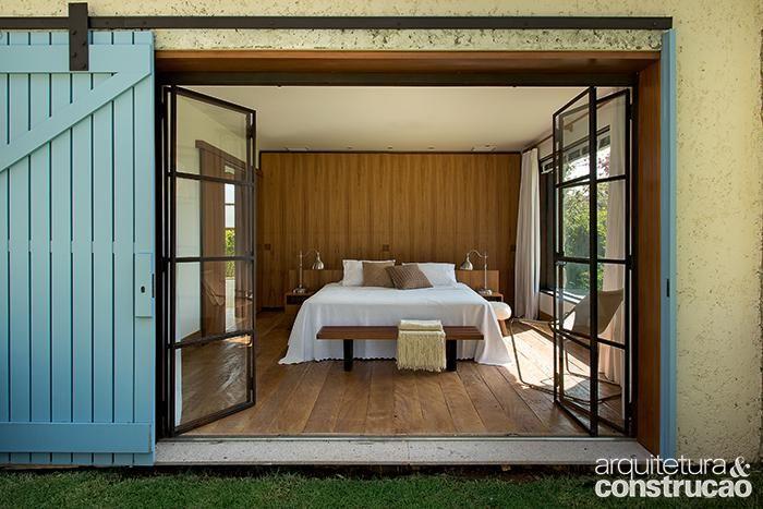 Revista Arquitetura e Construção - Refúgio de campo tem estilo provençal