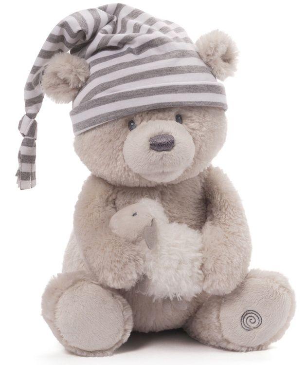 Sleepy Time Musical Talking Teddy Bear - 15