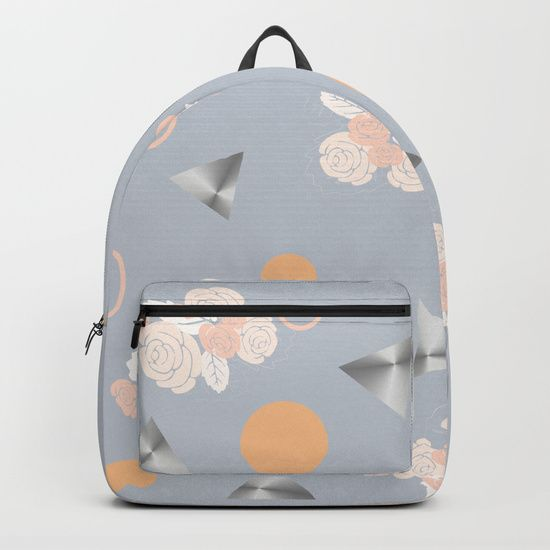 Rose Bunches #society6 #buyart #decor Backpack