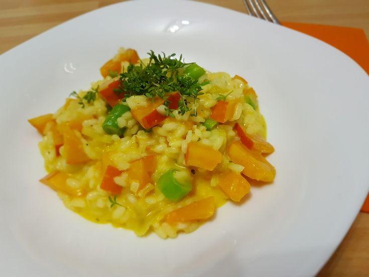 Kürbis - Risotto, ein schmackhaftes Rezept aus der Kategorie Reis/Getreide. Bewertungen: 506. Durchschnitt: Ø 4,5.