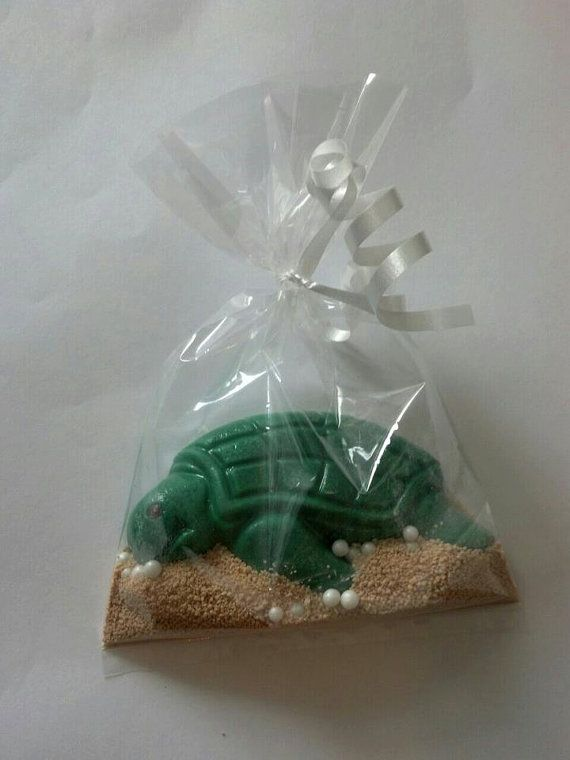 Chocolate Sea Turtle Party Favor Bag by StephsSweetShop on Etsy, $24.00