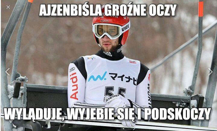Preferencje na temat moich ulubionych skoczków narciarskich. Zresztą … #losowo # Losowo # amreading # books # wattpad