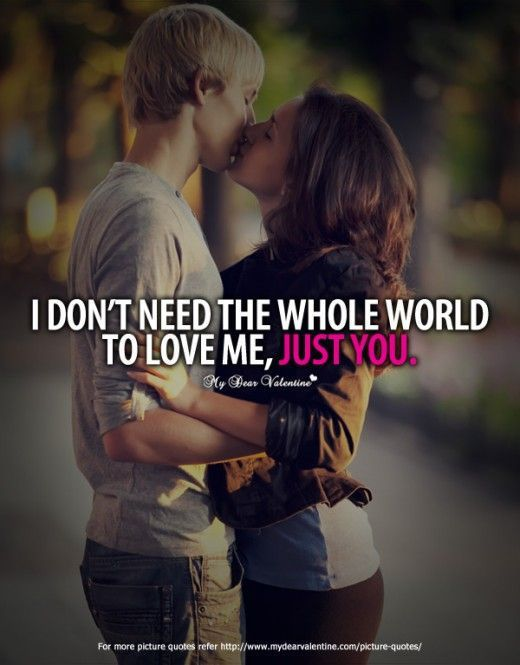 Cute Love quotes for him are meant for pampering your dream man lover with love