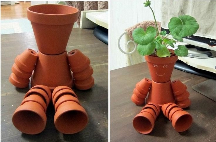 DIY Clay Pot Lighthouse | The Owner-Builder Network