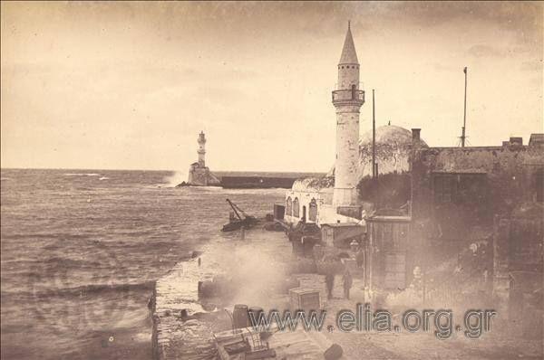 Χανιά...Chania...1886 ELIA archives