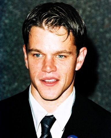 Young matt damon google search matt damon pinterest for Matt damon young