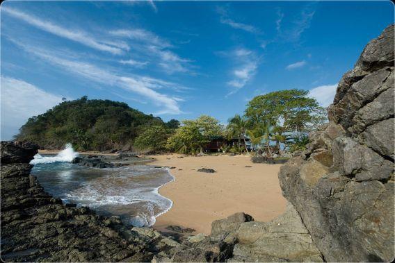 Ilheu Bom Bom, São Tomé e Principé
