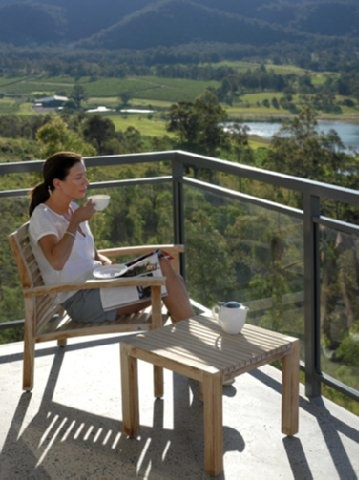 The Golden Door Spa at The Golden Door Health Retreat - Elysia in Hunter Valley, Australia