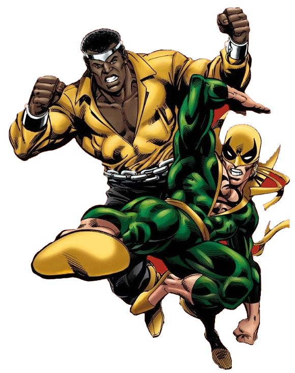Powerman and Iron Fist: Heroes For Hire