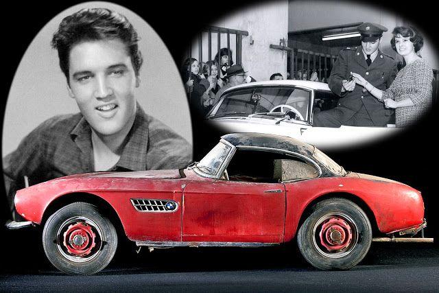Janwib.blogspot Oldtimers en Meer : BMW van Elvis Presley (VideoFilm)