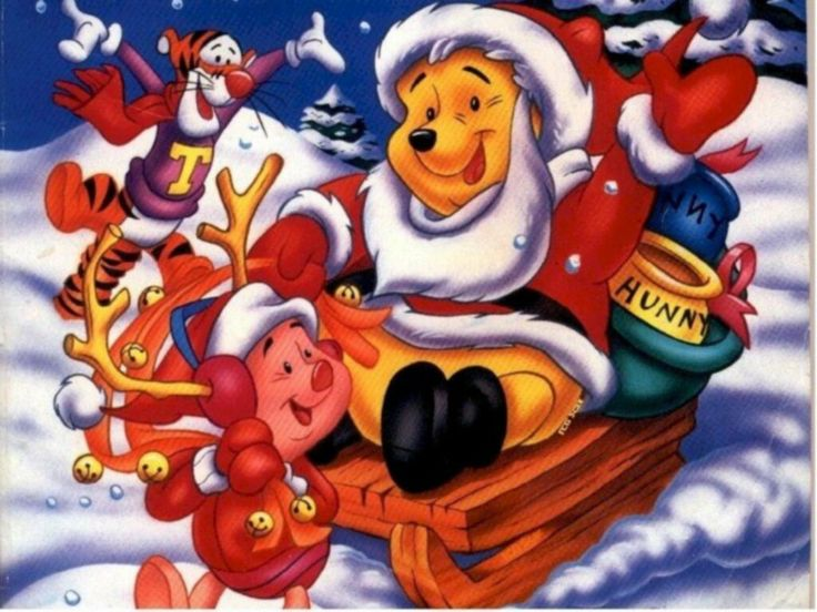 winnie_the_pooh/and/christmas - Google-søgning