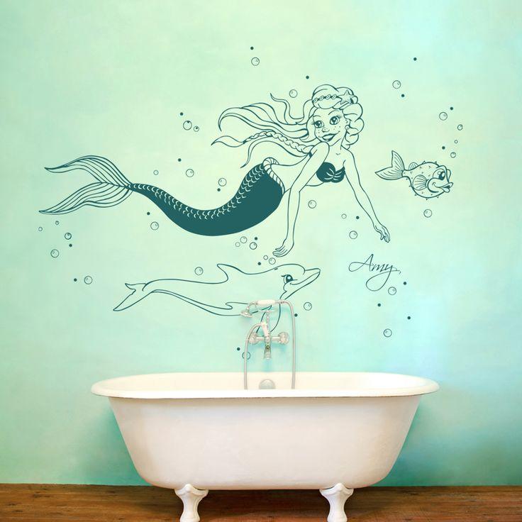 22 besten Wandtattoo für Kinder Bilder auf Pinterest - Wandtattoos Fürs Badezimmer