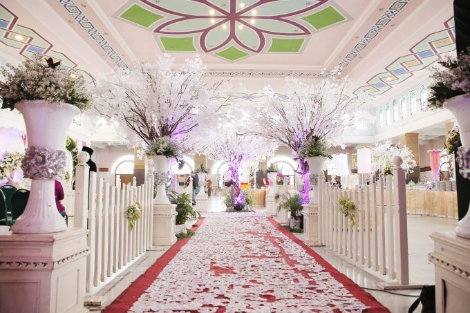 Hana & Fauzi Wedding Decoration by LAKSMI - Kebaya Muslimah & Islamic Wedding Service - 005