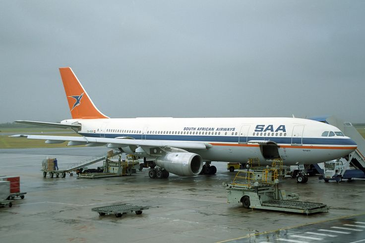 SAA Airbus A300