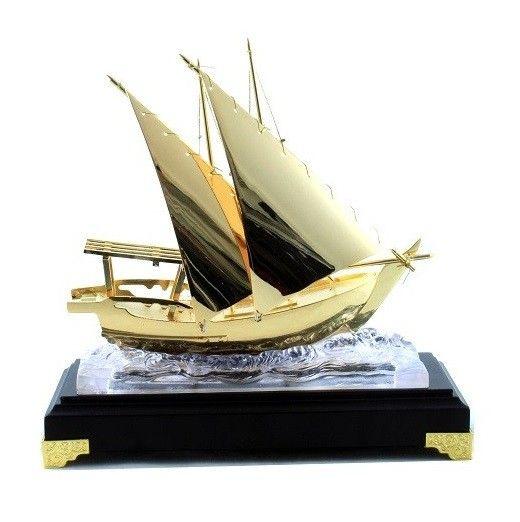 Machetă Golden Ship 24 karate