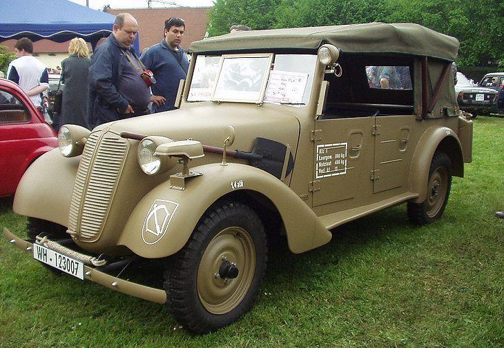 Tatra 57 K