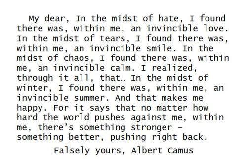 Albert Camus -