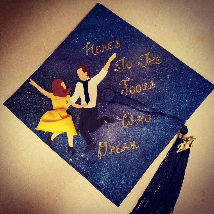 418 best Graduation Cap Decorations images on Pinterest ...
