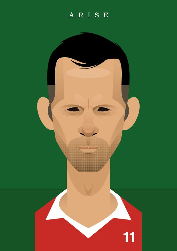 Arise Sir Ryan Joseph Giggs of Manchester United & Wales
