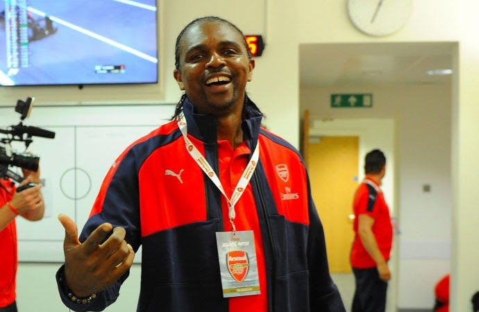 FIFA honour Kanu with U17 World Cup draw role