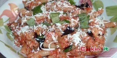 Pasta alla Norma  Piatto tipico della gastronomia siciliana.