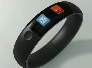 Apple Wristband