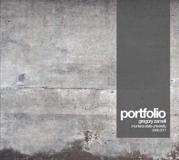 M.Arch Portfolio 2012